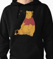 Pooh at the Zoo Pullover Hoodie