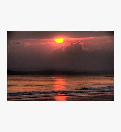 Havelock Sunset 2 Photographic Print
