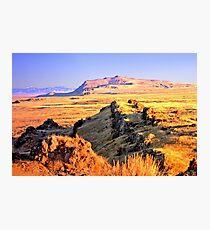 Boundaries Photographic Print