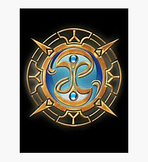 The Guild Seal (Fable) Photographic Print