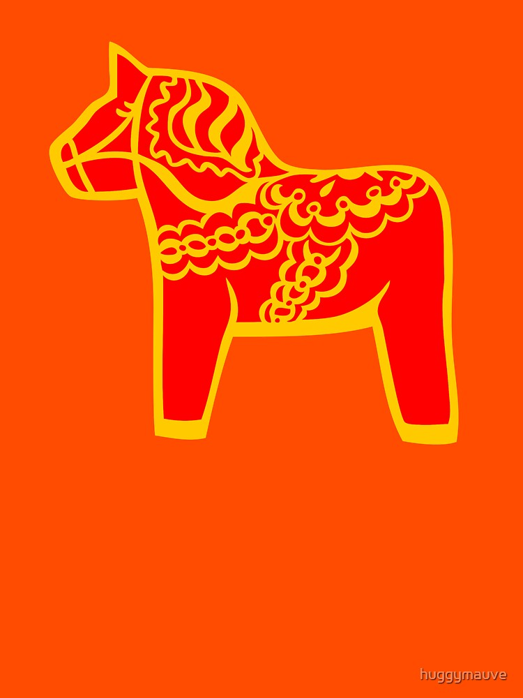 Dalahast dala Pferd Spielzeug Schweden von huggymauve