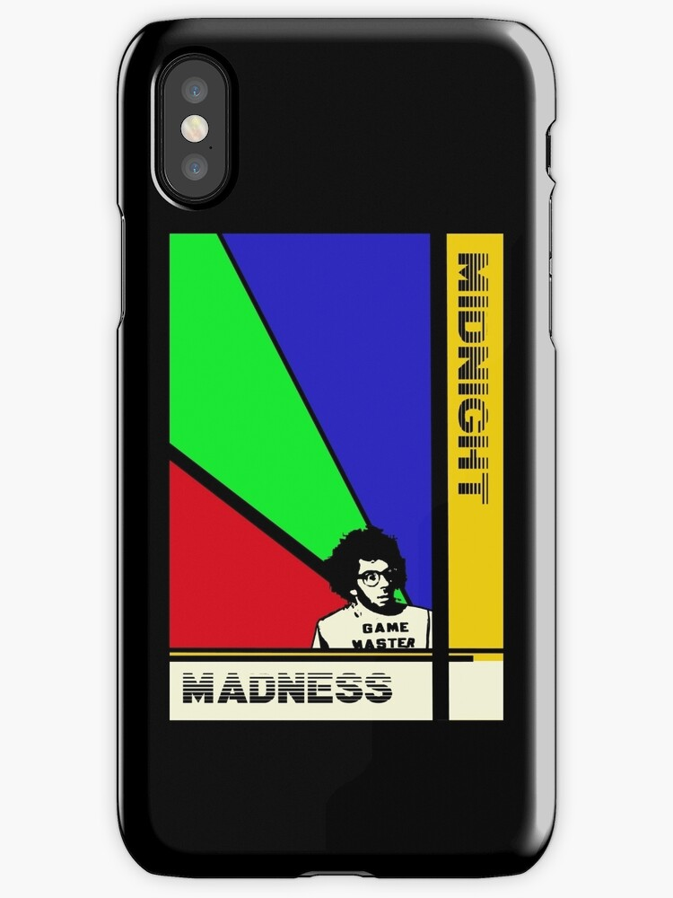 Midnight Madness iphone case by Margaret Bryant