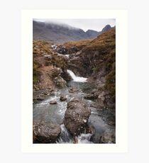 Coire na Creiche, Skye Art Print