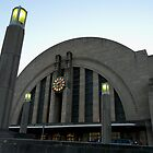 Almost Dusk at Union Terminal by Amy Herrfurth