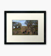 Inch Abbey Framed Print