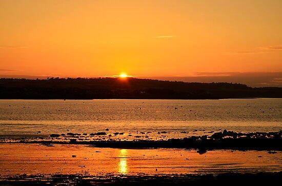 A Skerries Sunset by Martina Fagan