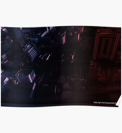 infinite metropolis 002 Poster
