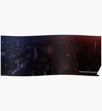 infinite metropolis 003 Poster