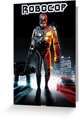 Robocop by CrosbyDesign