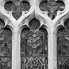 Church Window Pattern by kernuak