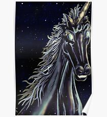 """Unicorn: Celestials Series"" Poster"