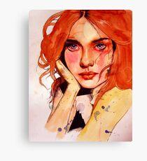 Motley Canvas Print