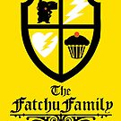 Fatchu Family Crest by officialnsg