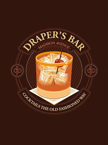 Draper's Bar by DeardenDesign
