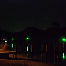 Jetty at Night by adbetron