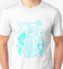 doodle 66 Blue T-Shirt