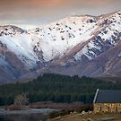 Church Of The Good Shepherd by meredithnz