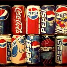 Pepsi is King by Donny Clark