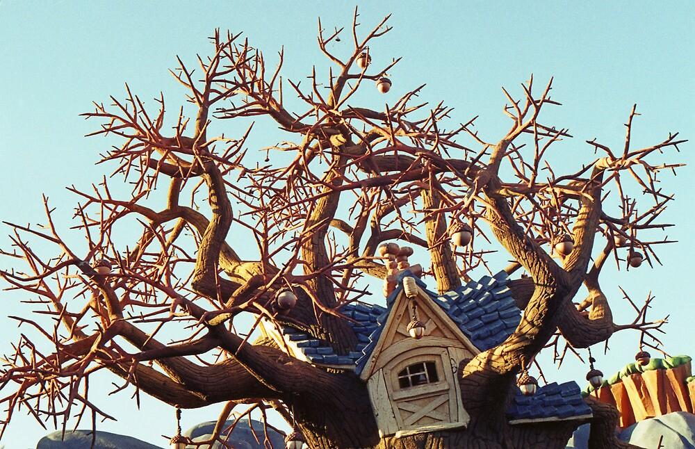 Spooky Tree by James2001