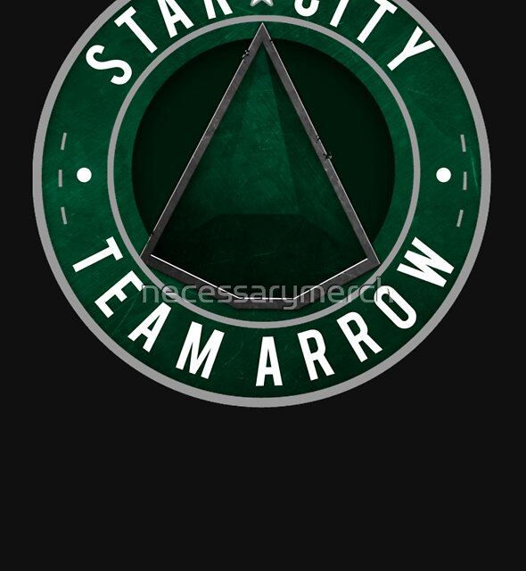 Star City: Team Arrow  by SRRgraphics