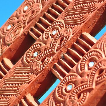 Maori Carvings by mattslinn