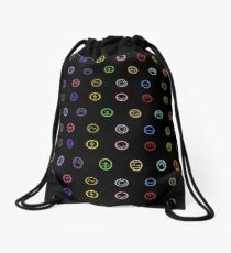 Pokemon - Modern Elements Drawstring Bag