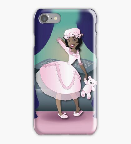 Twisted - Sleeping Beauty iPhone Case/Skin