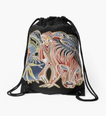 4 seasons Drawstring Bag