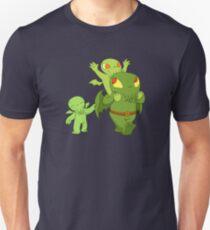 Cthulhu family Unisex T-Shirt