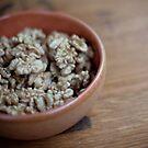 walnuts by Kim Jackman