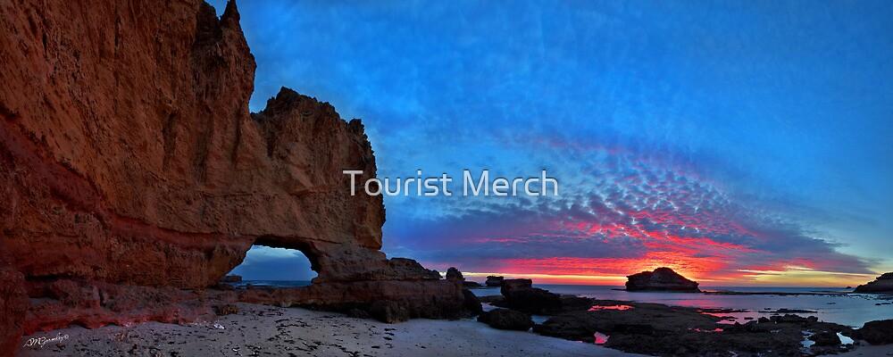 Fiery Archway by Adam Gormley