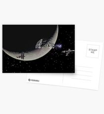 Deathstar Postcards