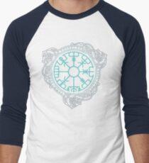 VEGVISIR Men's Baseball ¾ T-Shirt