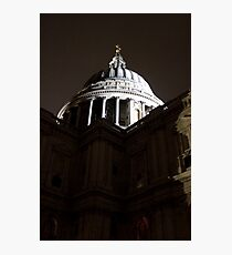 St.Paul's At Night Photographic Print