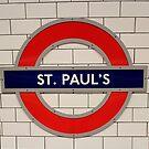 St.Paul's - Underground by rsangsterkelly