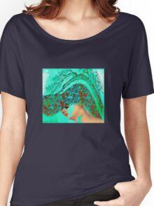 face-Bird woman Women's Relaxed Fit T-Shirt