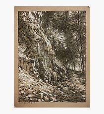 Tiffany Falls. Photographic Print