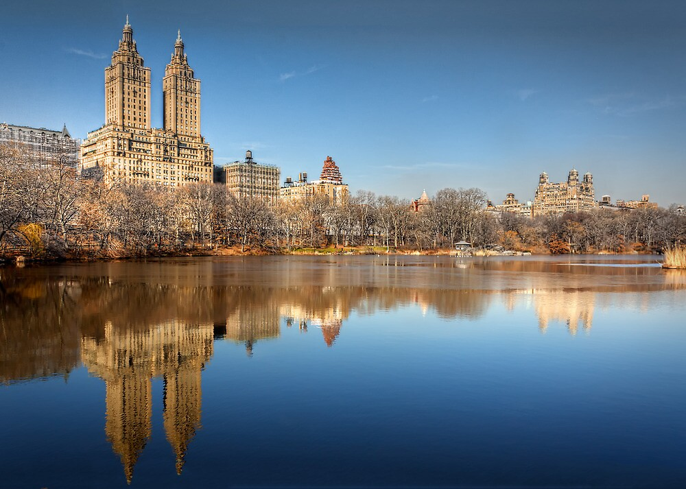 Central Park West by Tim Pursall
