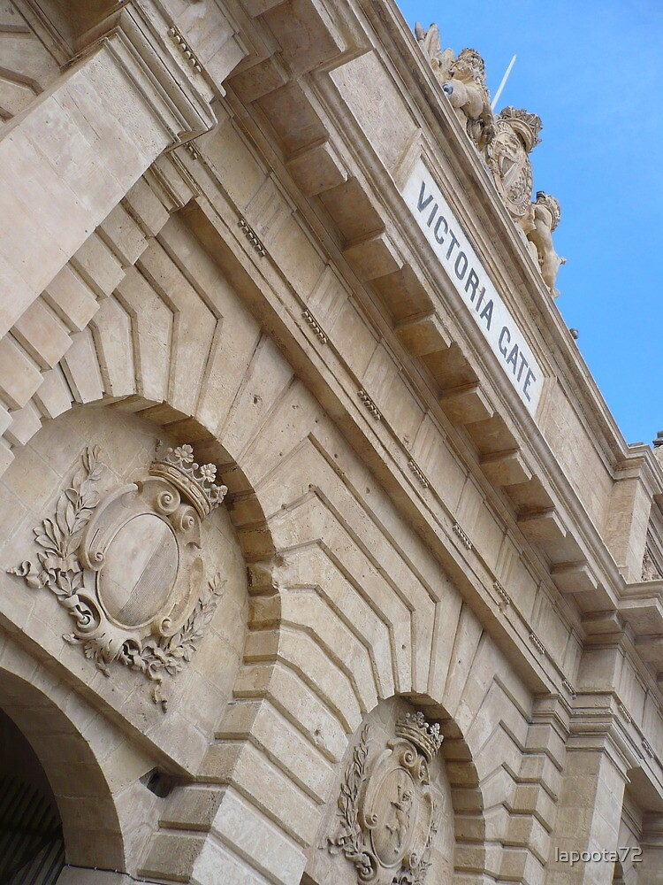 Victoria Gate Malta by lapoota72