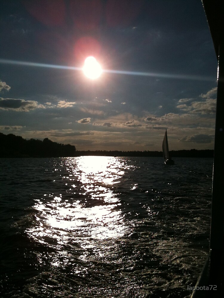 Wannsee by boat by lapoota72
