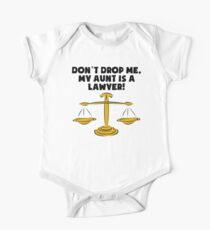 My Aunt Is A Lawyer Kids Clothes