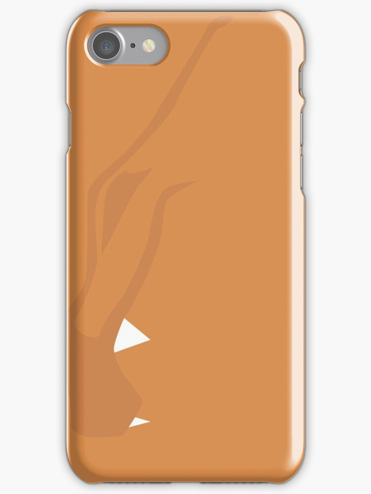 charizard iphone case by markwalter2747