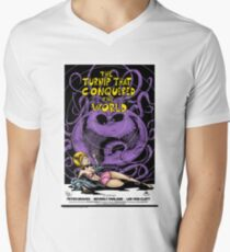 The Turnip That Conquered The World Men's V-Neck T-Shirt