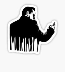 Just Moriarty Sticker