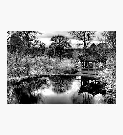 A Quiet Retreat Photographic Print