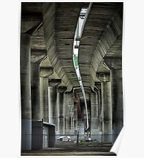 Beneath The Bolte Poster