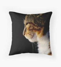 Chicky Throw Pillow