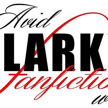 The 100 - Flarke Fanfiction Writer by BadCatDesigns