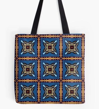 Abstract Pattern #5 Tote Bag