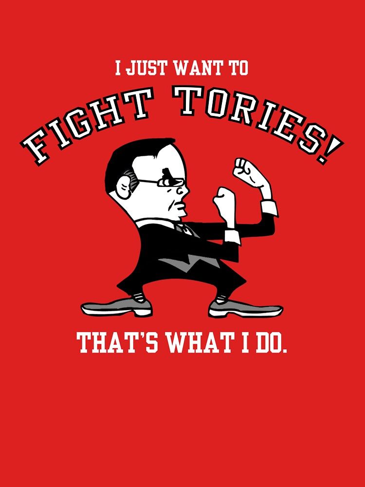 Fight Tories by robcorr